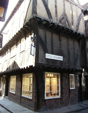Little Shambles, York