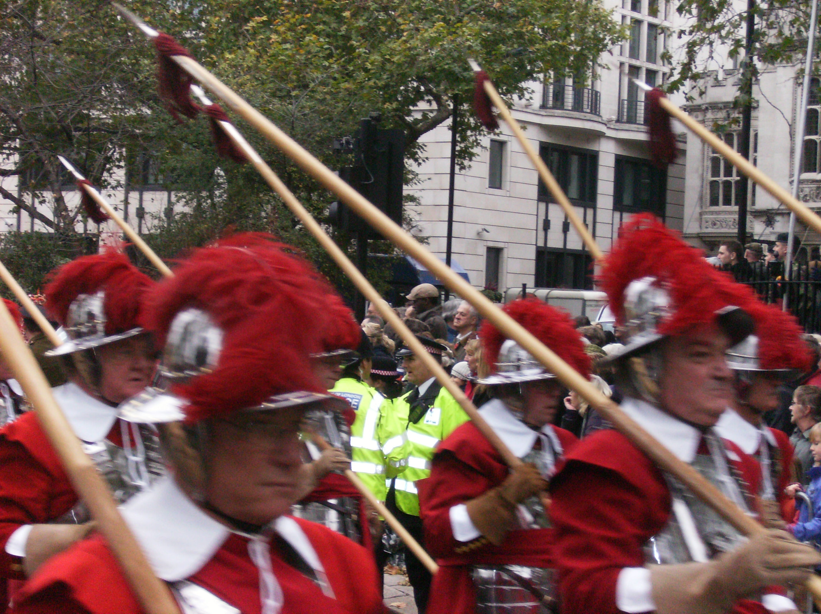 London Lord Mayors show