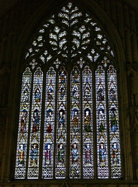 Stained glass York