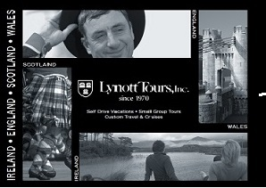 Lynott Tours Ireland Great Britain Brochure