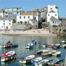 ST. Ives port
