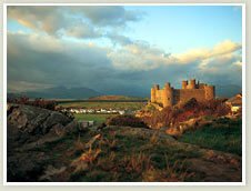Escorted tours of Wales